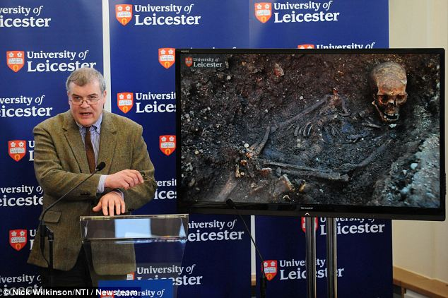 Oamenii de știință au confirmat că au găsit osemintele lui Richard al III-lea