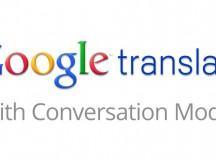 Google Translate va funcționa și fără conexiune la Internet