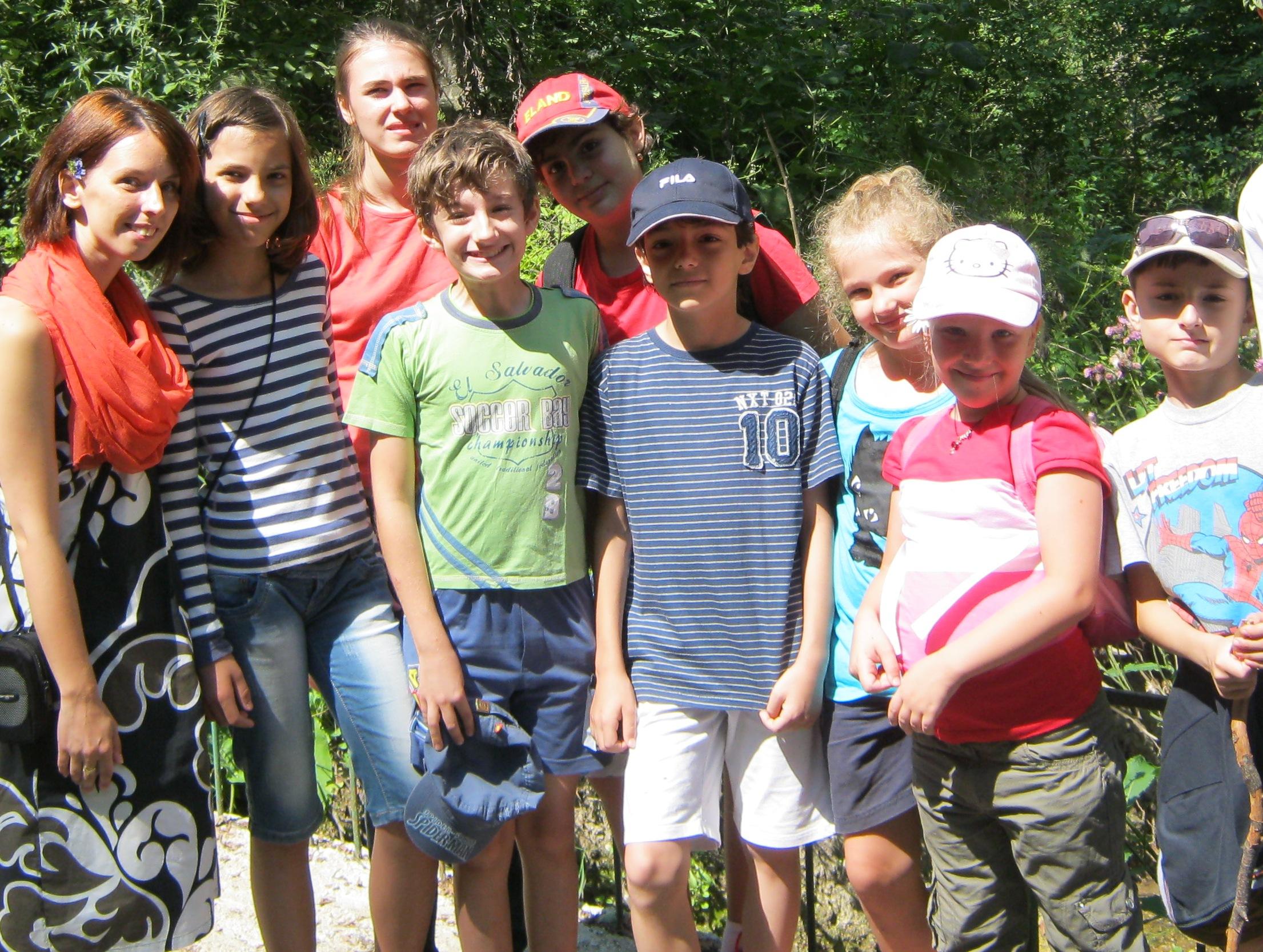 Dezvoltare personală în tabăra Cursuri Copii Ploiești