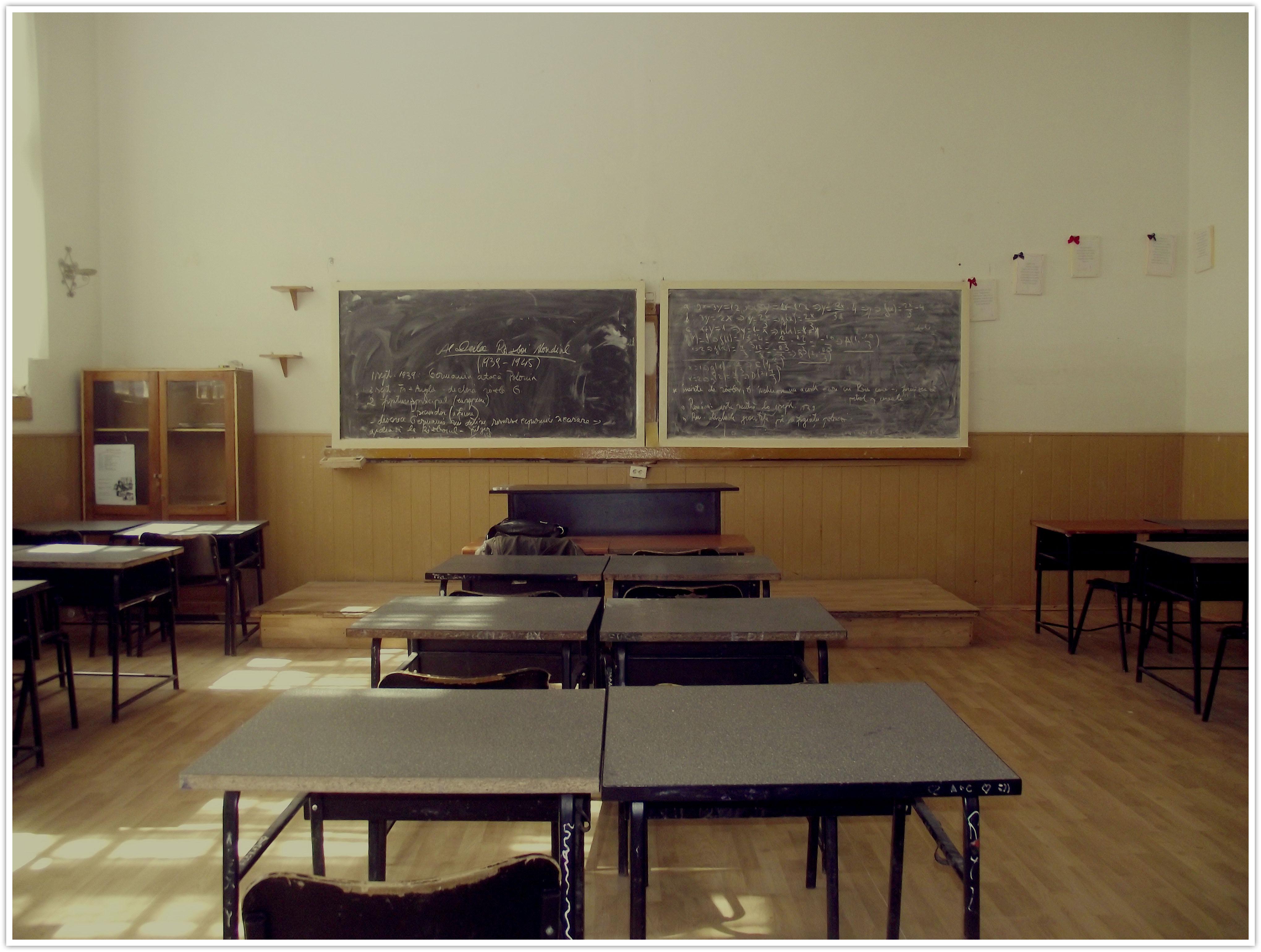 Back Gt Wallpapers For Empty Classroom WallpaperEmpty Wallpaper