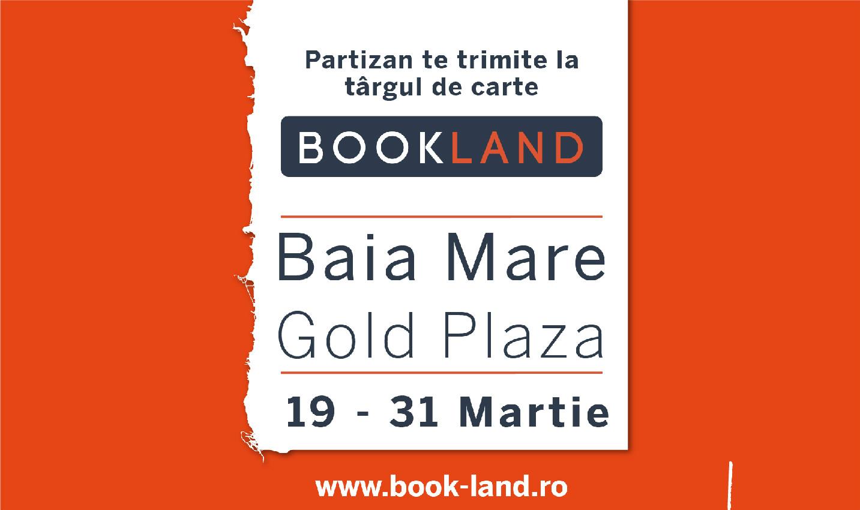 Regal de canto clasic la BookLand în Gold Plaza Baia Mare