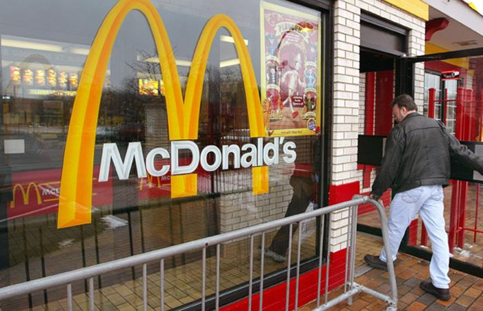 McDonald's finanțează lecțiile despre consum predate elevilor germani