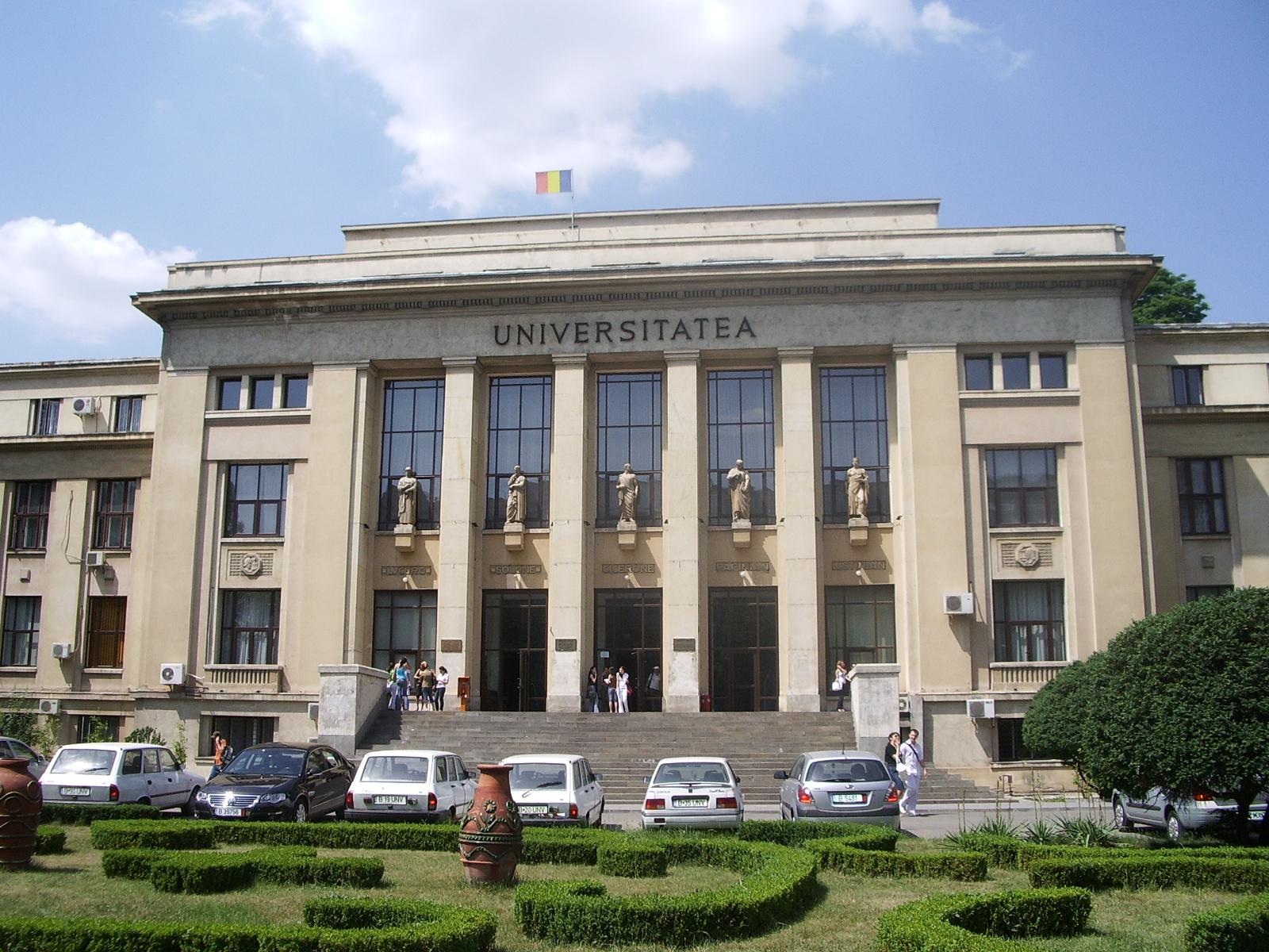 Profesorii Universității din București oferă meditații gratuite viitorilor studenți