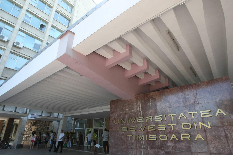 Zilele Porților Deschise la Universitatea de Vest din Timișoara