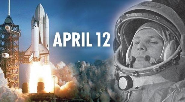 Astăzi e Ziua Internațională a Zborului Omului în Spațiu
