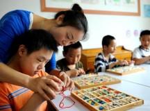 Copiii cu handicap din China sunt excluși din sistemul educațional