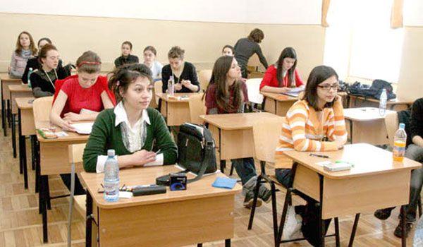 Elevii din anii terminali vor face pregătire specială pentru examenele naționale