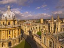 Oportunitate de a primi o bursă integrală la Universitatea din Oxford