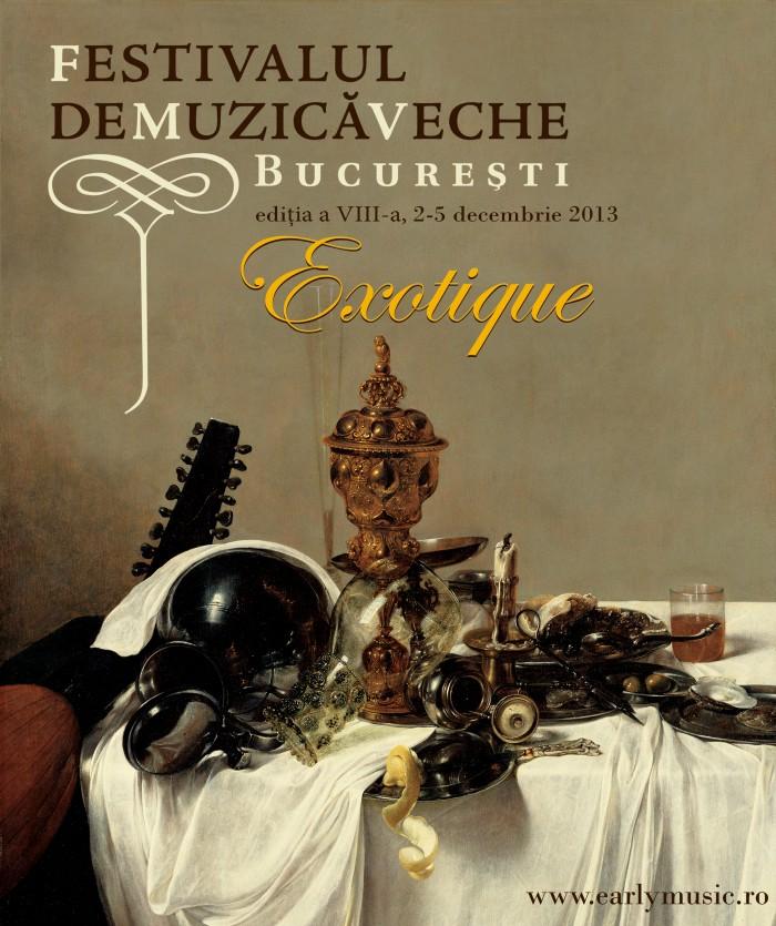 Se caută voluntari pentru Festivalul de Muzică Veche București 2013