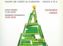 Bookfest de Crăciun aduce cadouri inspirate pentru Sărbători