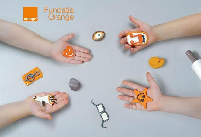"""Fundația Orange organizează concursul """"Lumea prin culoare și sunet"""""""