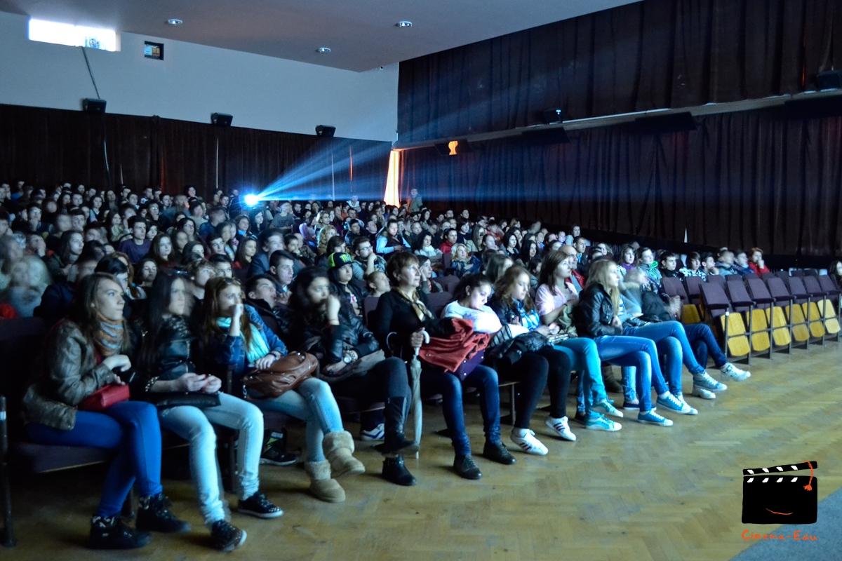 Liceenii au o materie în plus: educația cinematografică!