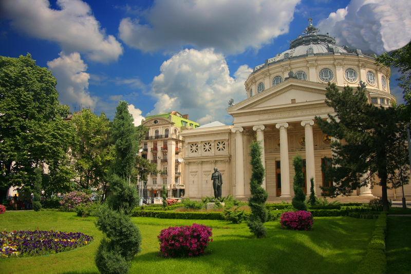 Bucureștiul vrea titlul de Capitală Culturală Europeană