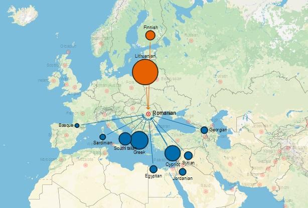 Cercetătorii de la Universitatea Oxford au realizat prima hartă genetică a lumii