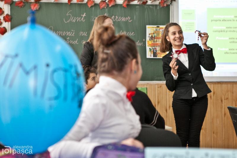 Junior Achievement România lansează înscrierile pentru programele de educație pentru viață și carieră