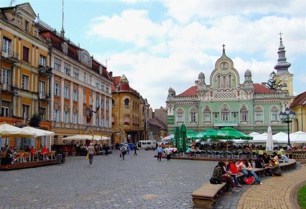 Studenții și-au dat întâlnire la Timișoara