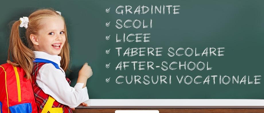 """Se deschide târgul școlilor și grădinițelor private """"Bucharest School Fest"""""""