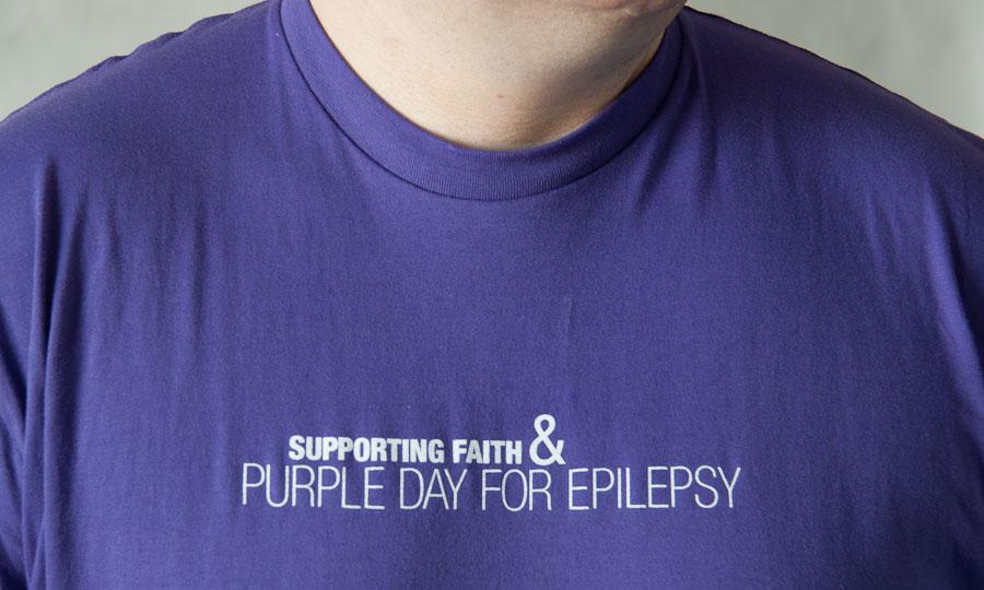 De Ziua Mondială a Epilepsiei purtăm culoarea mov, în semn de solidaritate față de cei afectați de această boală