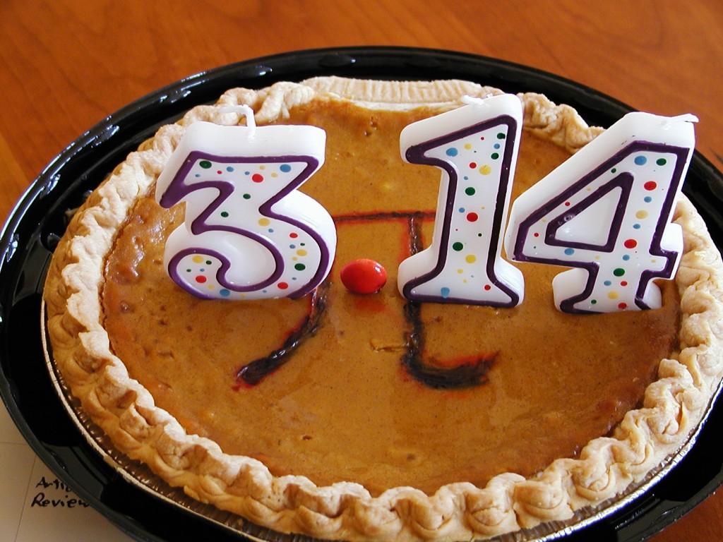 Astăzi e Ziua mondială a numărului Pi
