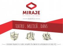 Talentul depășeste orice barieră la ediția a VII-a a Festivalului Miraje