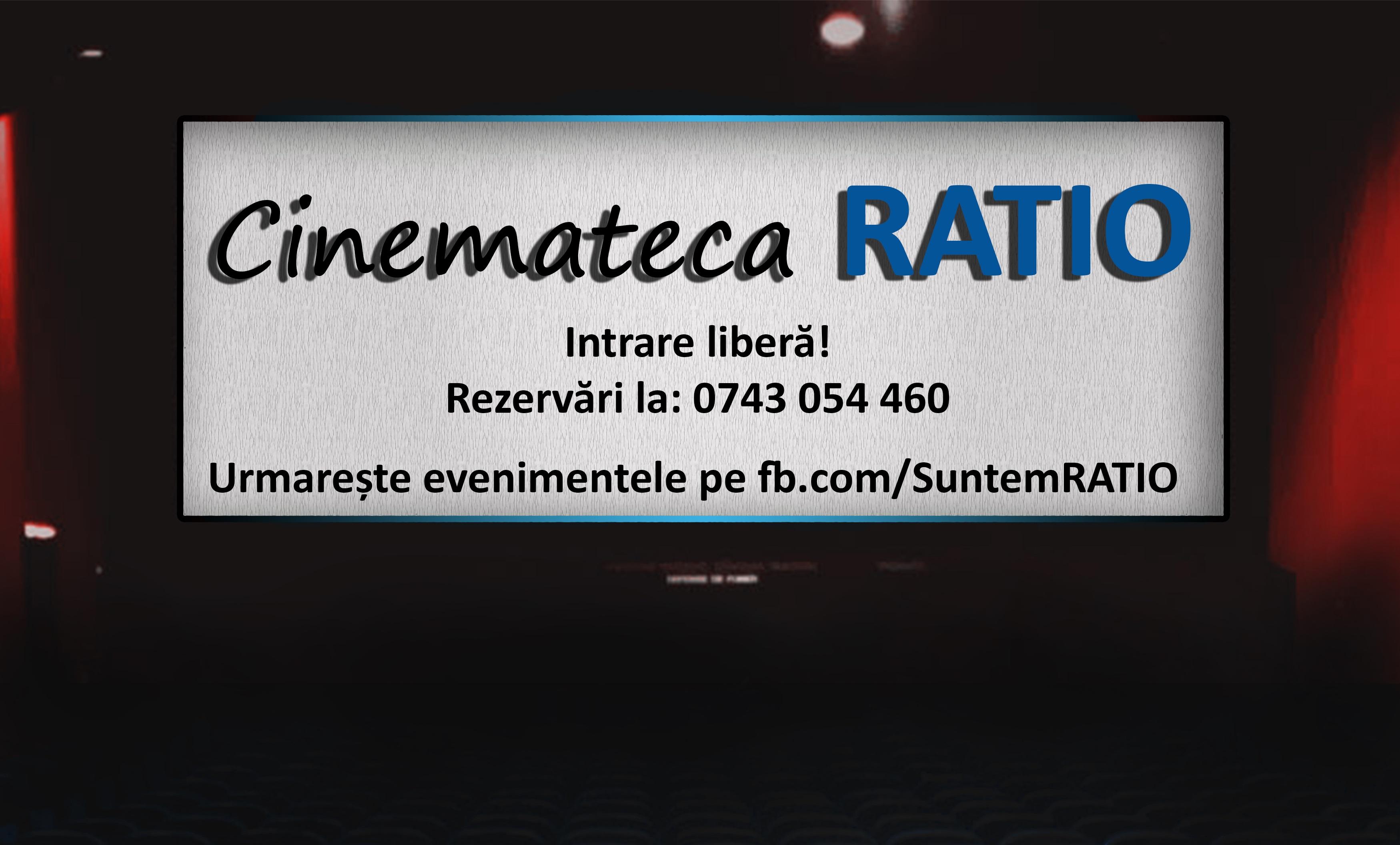 Asociația Studenților Contabili a demarat proiectul Cinemateca RATIO
