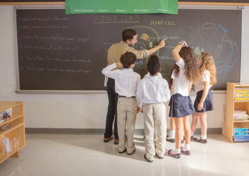 Profesorii români vor beneficia mai ușor de programe de formare și stagii în străinătate