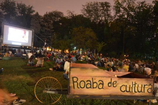 Roaba de cultură se redeschide în parcul Herăstrău