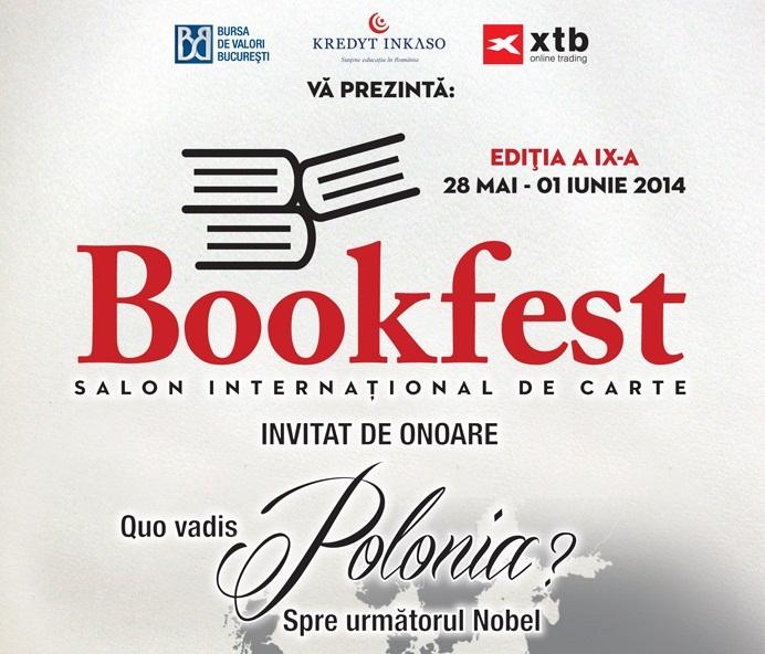 Top 10 nume mari  pe care e bine să nu le ratezi la Bookfest 2014