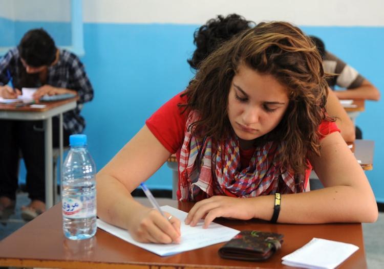 Elevii de clasa a VIII-a se pot înscrie de luni la evaluarea națională