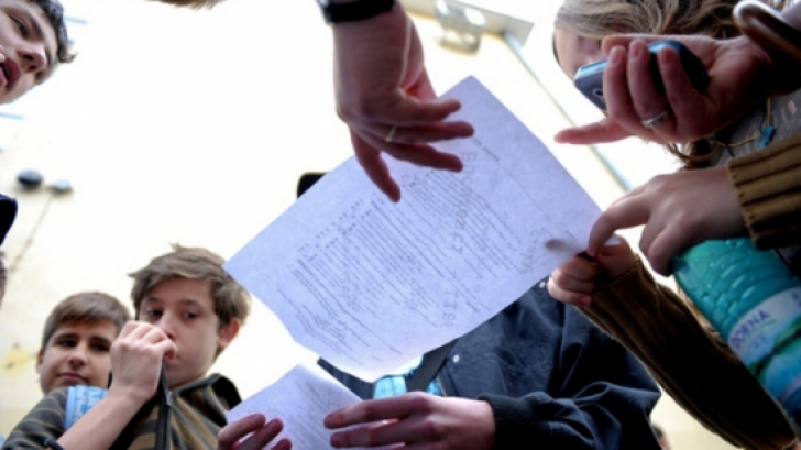 Elevii de clasa a VIII-a află astăzi cât de bine s-au descurcat la evaluarea națională