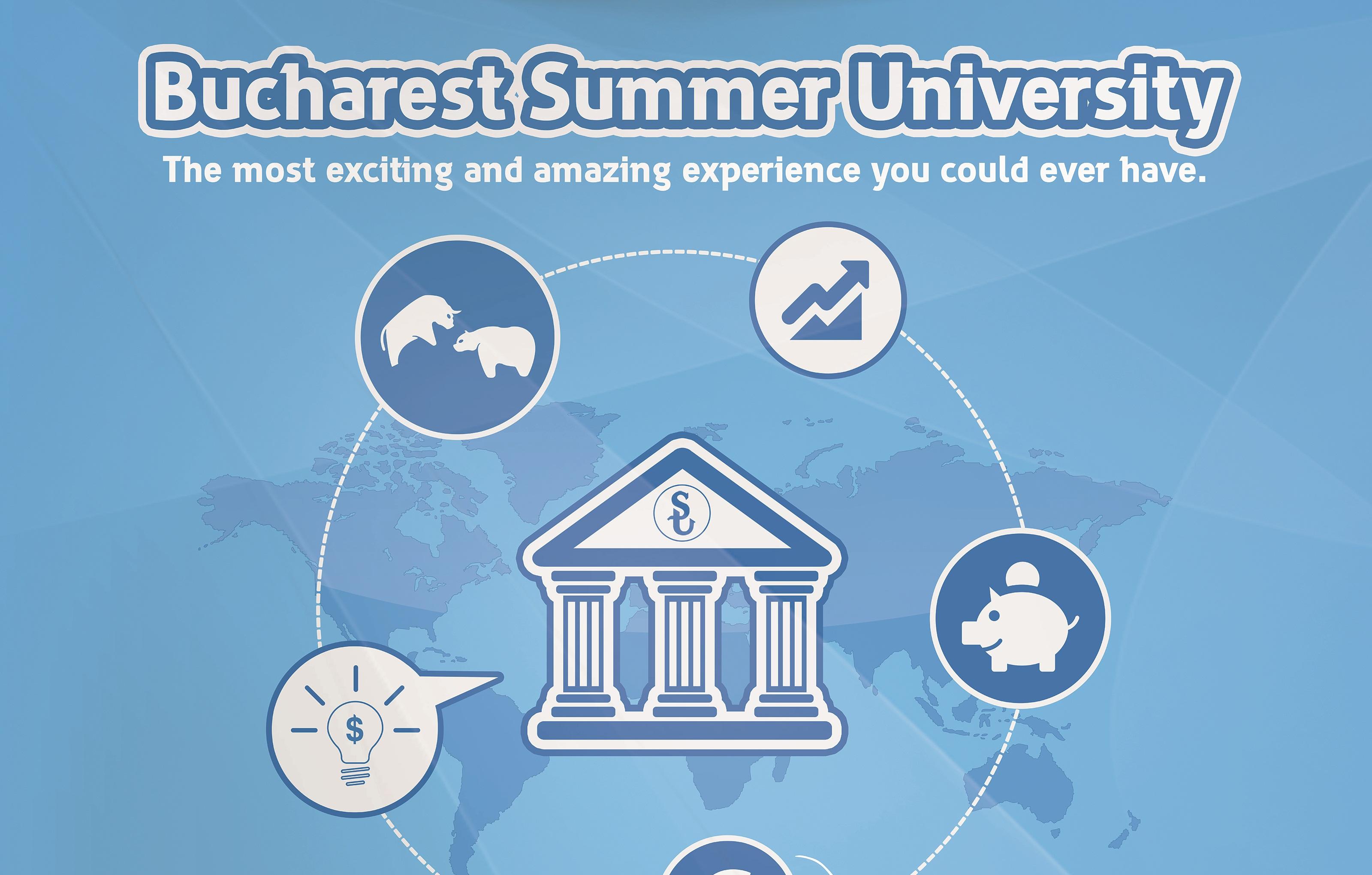 Finalizarea procesului de selecție a participanților pentru Bucharest Summer University 2014
