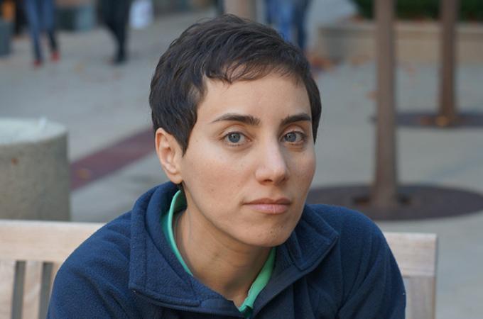 Maryam Mirzakhani este prima femeie castigatoare a premiului Fields Medal