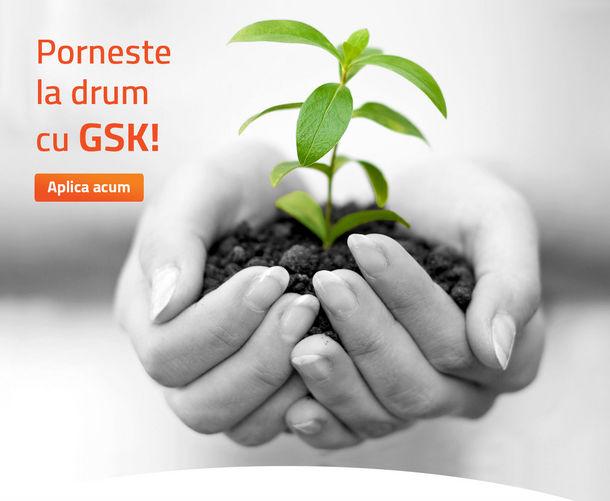 """A fost lansată cea de-a opta ediție a programului de traineeship """"Pornește la drum cu GSK!"""""""