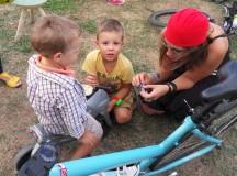 """""""Învață să pedalezi!"""", eveniment caritabil în beneficiul copiilor instituționalizați!"""