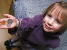 Copiii români au printre cei mai puțini bani de buzunar din Europa