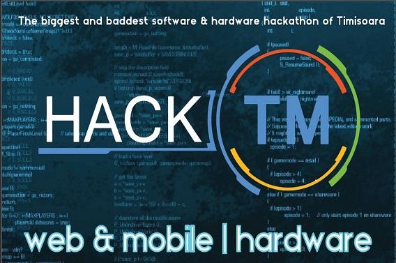 HackTM, cel mai mare hackathon din vestul țării va avea loc la Timișoara