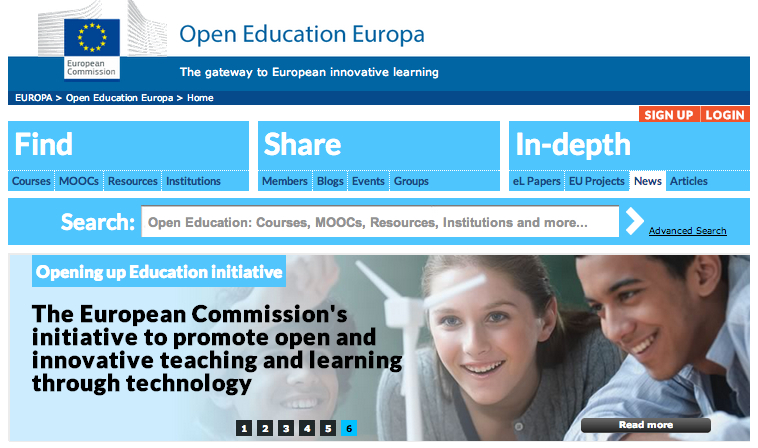open-education-europa