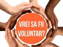 Fundația Chance for Life recrutează voluntari!