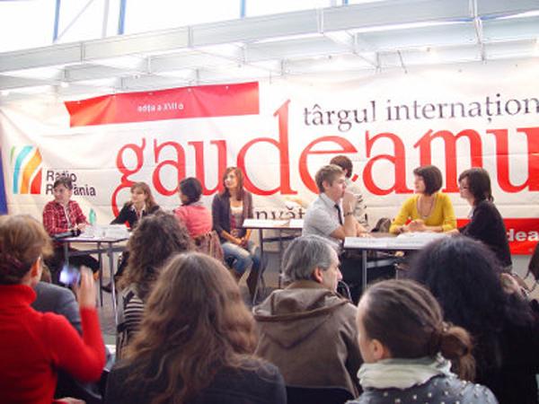 Târgul Internațional Gaudeamus Carte de Învățătură 2014