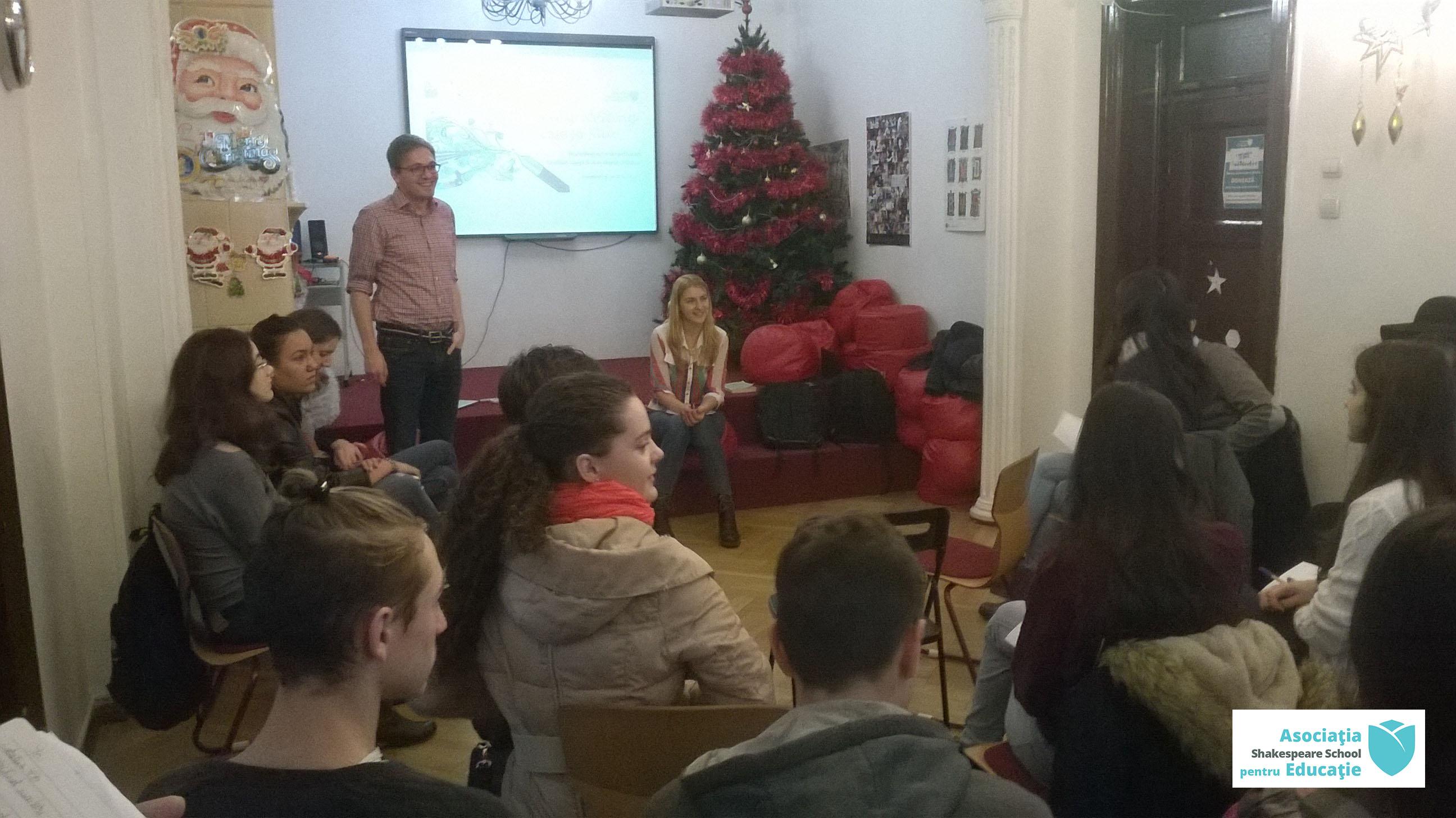 Asociația pentru Educație a dat startul Antrenamentelor de Creativitate