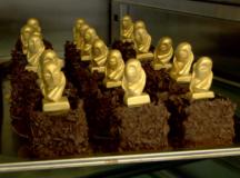 Omagiu dulce pentru Brâncuși. Coloana Infinitului din ciocolată le-a adus bucătarilor români bronzul la un concurs internațional