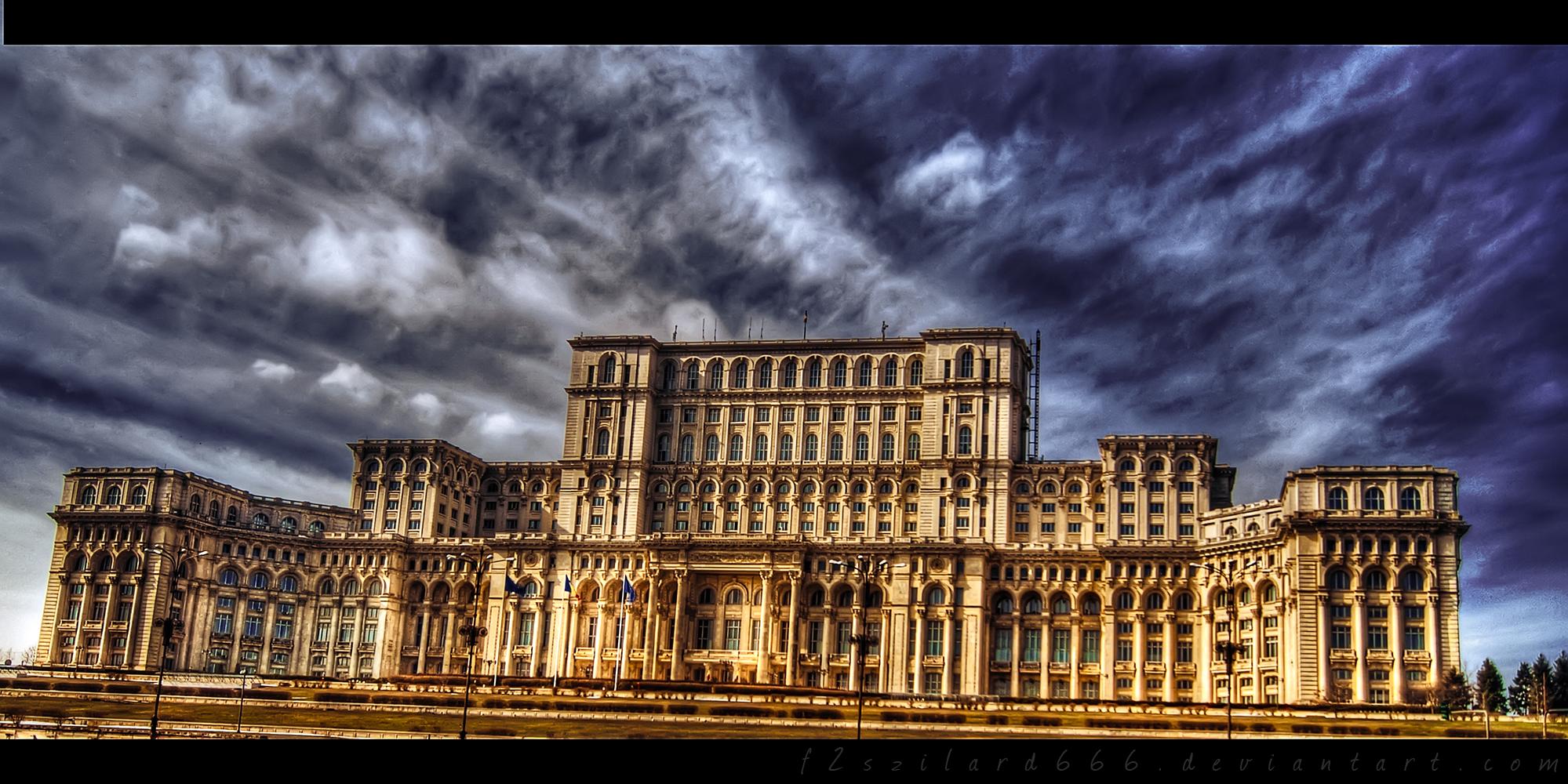Parlamentarii vor să înființeze Muzeul Ororilor Comunismului la Palatul Parlamentului
