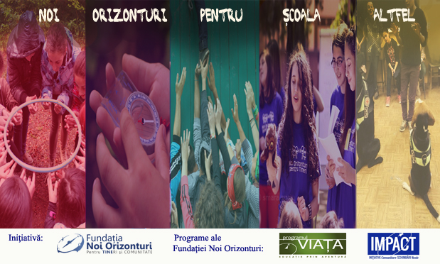"""Fundația Noi Orizonturi sprijină profesorii în cadrul programului """"Școala Altfel"""""""