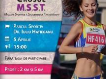 Crosul Mișcării Sportive a Studenților Transilvăneni, la Cluj