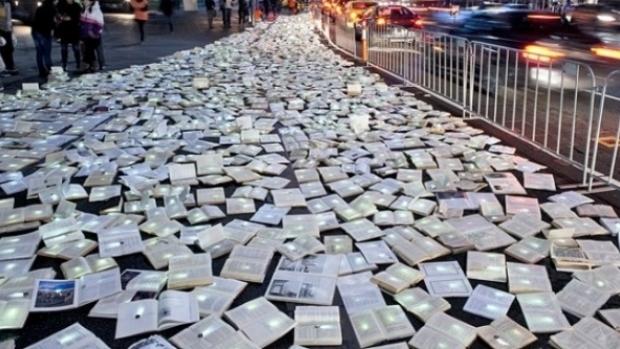 Campania Noaptea Cărților Deschise se va desfășura simultan în București și Cluj-Napoca