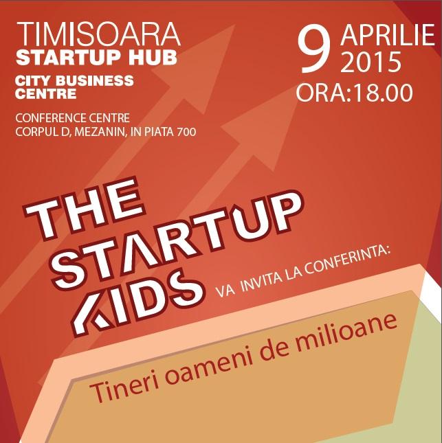 Timișoara Startup Kids, ediția a V-a