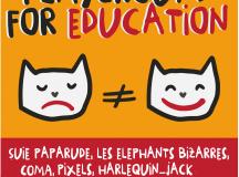 Playground for education – concert aniversar cu multă joacă
