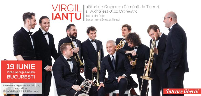 Virgil Ianțu pregătește un concert simfonic grandios