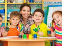 Începe înscrierea copiilor la grădiniță
