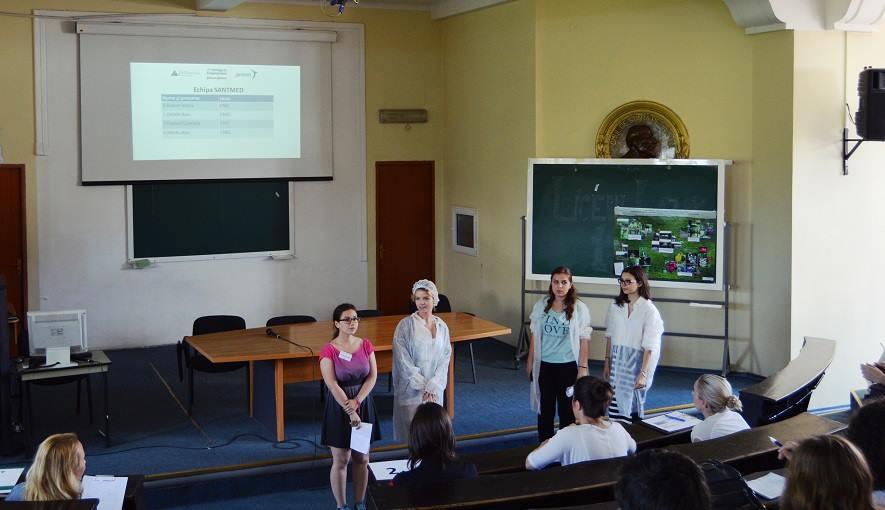 Cum va evolua sistemul de servicii medicale până în 2040, în viziunea liceenilor din București